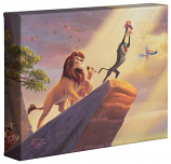 """The Lion King 8""""x10"""" Gallery Wrap"""