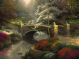 Bridge of Hope Painting
