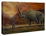 "The Mudhorn 10""x14"" Gallery Wrap"
