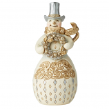 Holiday Luster Snowman