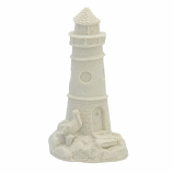 "White Sand Lighthouse (4.5"" High)"