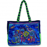 Canine Family Oversized Tote