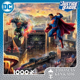 Superman Man of Steel Puzzle