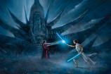 Rey's Awakening Painting