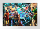 The Avengers Paper Edition