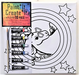 Unicorn Canvas Paint Kit