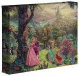 """Sleeping Beauty 8""""x10"""" Gallery Wrap"""