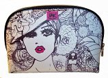 Garden Party Lady Clutch Bag