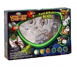 Cast and Paint Bugs Kit