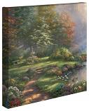 """Reflections of Faith 14""""x14"""" Canvas Wrap"""