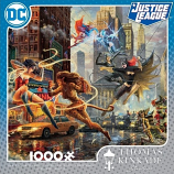 The Women of DC Puzzle