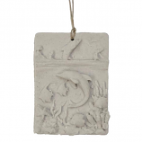 Dolphin Play Sand Ornament