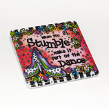 Stumble Dance Coaster