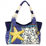 Coastal Starfish Medium Bag