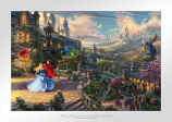 Sleeping Beauty Dancing in the Enchanted Light Paper Edition