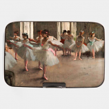 Ballet Rehearsal Armored Wallet
