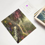 Bridge of Faith Art Print