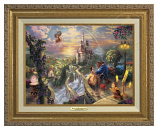 Beauty and the Beast Falling in Love Classic (Frame Choices)