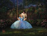 Dreams Come True Cinderella Painting