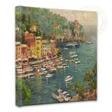 Portofino Canvas Wrap 14x14