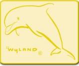 Dolphin Pin Gold Tone Pin