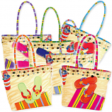Barefoot on the Beach Shoulder Bags - 6 Colors