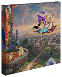 Aladdin Canvas Wrap
