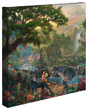The Jungle Book Canvas Wrap