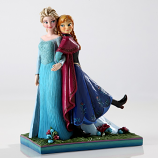Sisters Forever Frozen Anna and Elsa