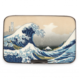 Great Wave Armored Wallet