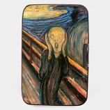 The Scream Armored Wallet