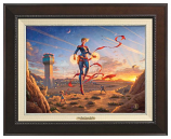 Captain Marvel Dawn of a New Day Classic (Frame Choices)