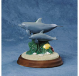 Dolphin Paradise Figurine