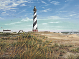 Hatteras Lighthouse Puzzle