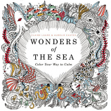 Wonders of the Sea Coloring Book
