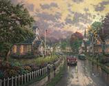 Morning Pledge Painting