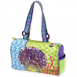 Fantasy Shell Medium Satchel Tote