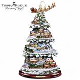 Wonderland Express Christmas Tree