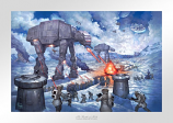 The Battle of Hoth Paper Edition