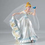 Cinderella's Couture Wedding Dress