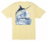 Marlin Boat T Shirt