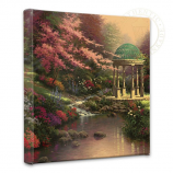 Pools of Serenity Canvas Wrap 14x14