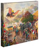"""Disney Dumbo 14""""x14"""" Canvas Wrap"""
