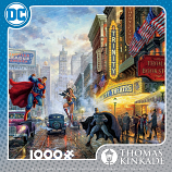 Batman, Superman and Wonder Woman Puzzle